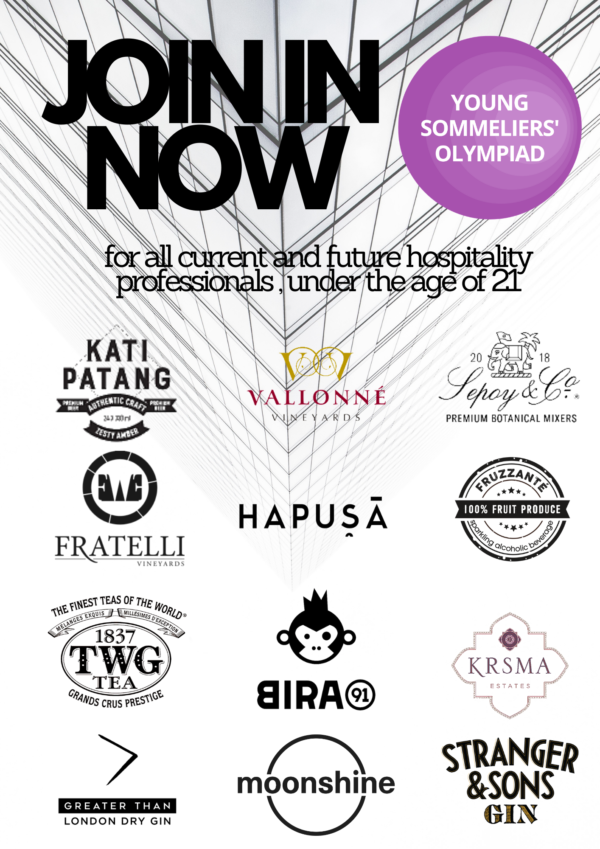 Young Sommeliers Olympiad Indulge